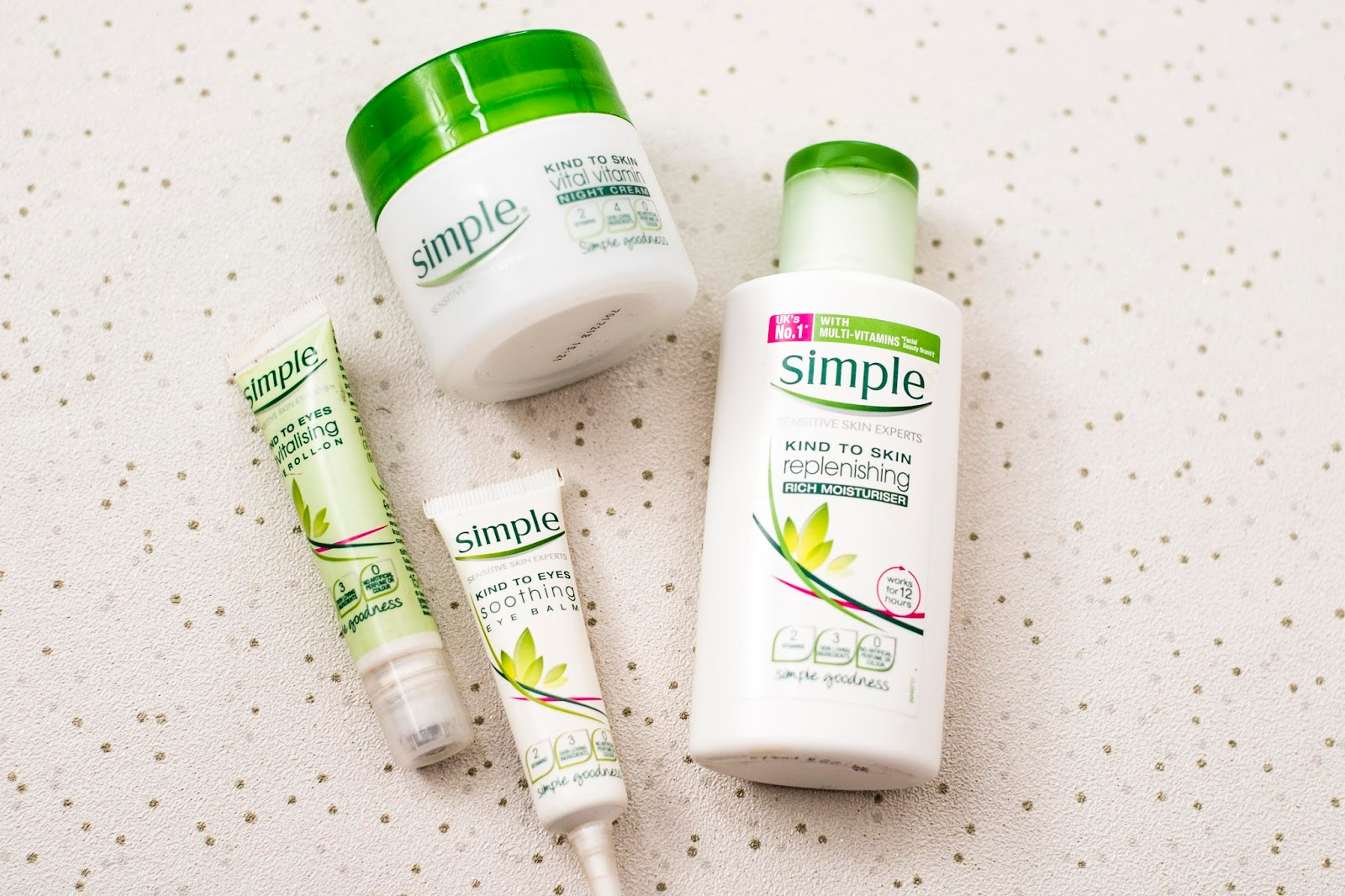 Simple Skincare Products