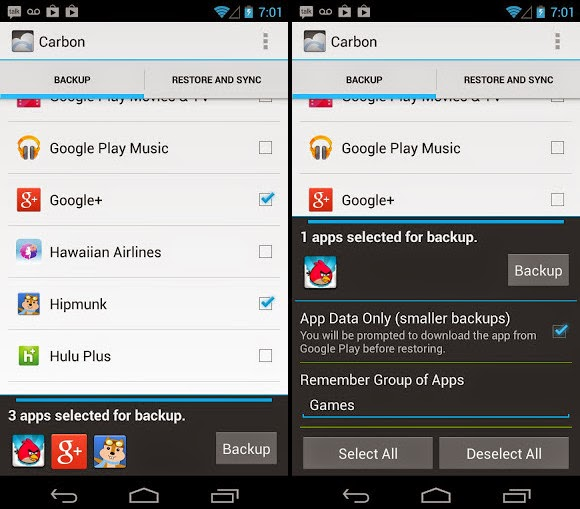 Helium Premium - App Sync and Backup 1.1.3.3 APK screenshot