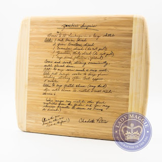 The Five Best Etsy Stores for Personalized Gifts cutting board
