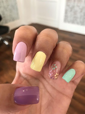 Are you search for cool rainbow nails that will wow ✘ 36+ Latest Colorful Rainbow Nails Ideas To Copy In Summer 2020