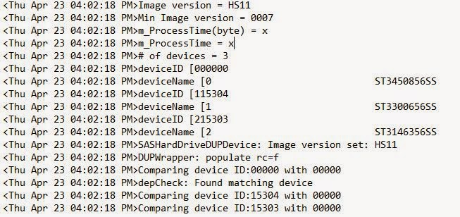 Eblend it: flash dell firmware into seagate generic drives.