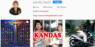 Cara mudah download video di instagram