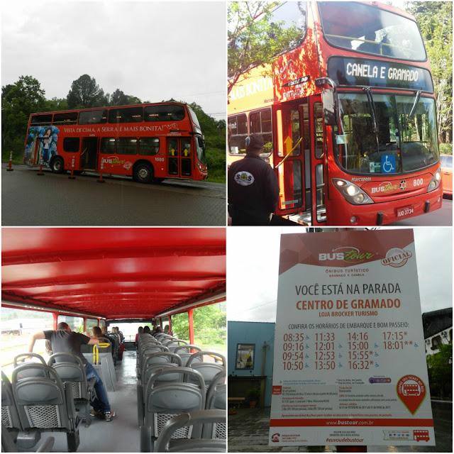10 atrações e passeios para curtir Gramado - Bus Tour