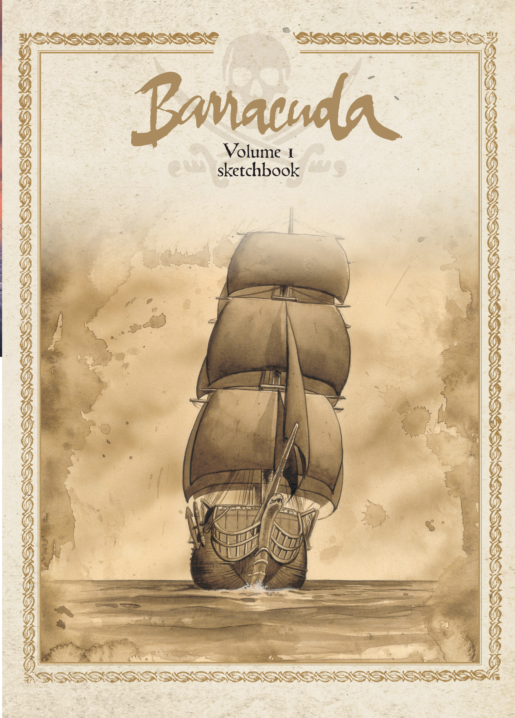 Read online Barracuda comic -  Issue #3 - 60