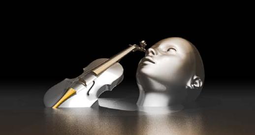 TRANSHUMANISMO, ROBOTS HUMANOS - Página 21 Musica-transhumanista