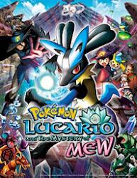 Pokemon Movie 8 :  Mew Và Người Hùng Của Ngọn Sóng Lucario - Pokémon Movie 8: Lucario and the Mystery of Mew