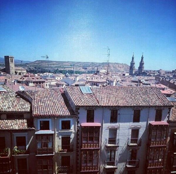 vistas logroño ciudad