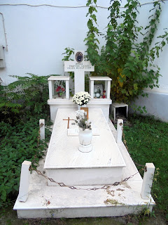 ναός του αγίου Γεωργίου στον Αετό Φλώρινας