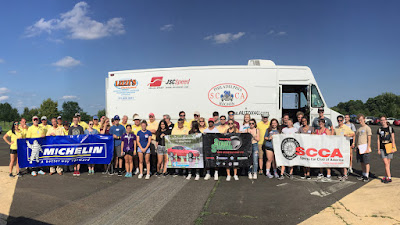 Your donations support the SCCA Foundation Programs including the our Street Survival course for teen drivers