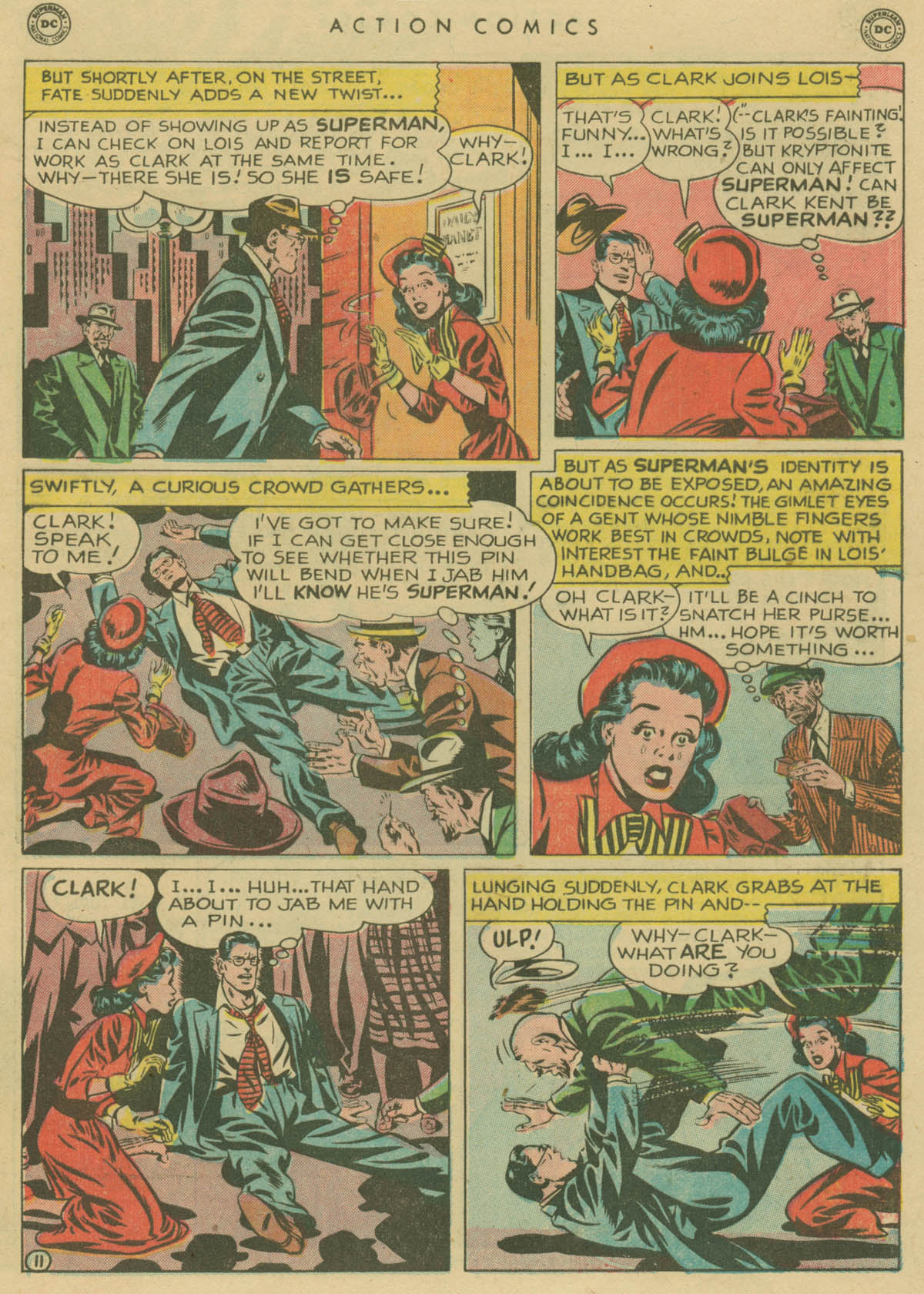 Read online Action Comics (1938) comic -  Issue #141 - 12