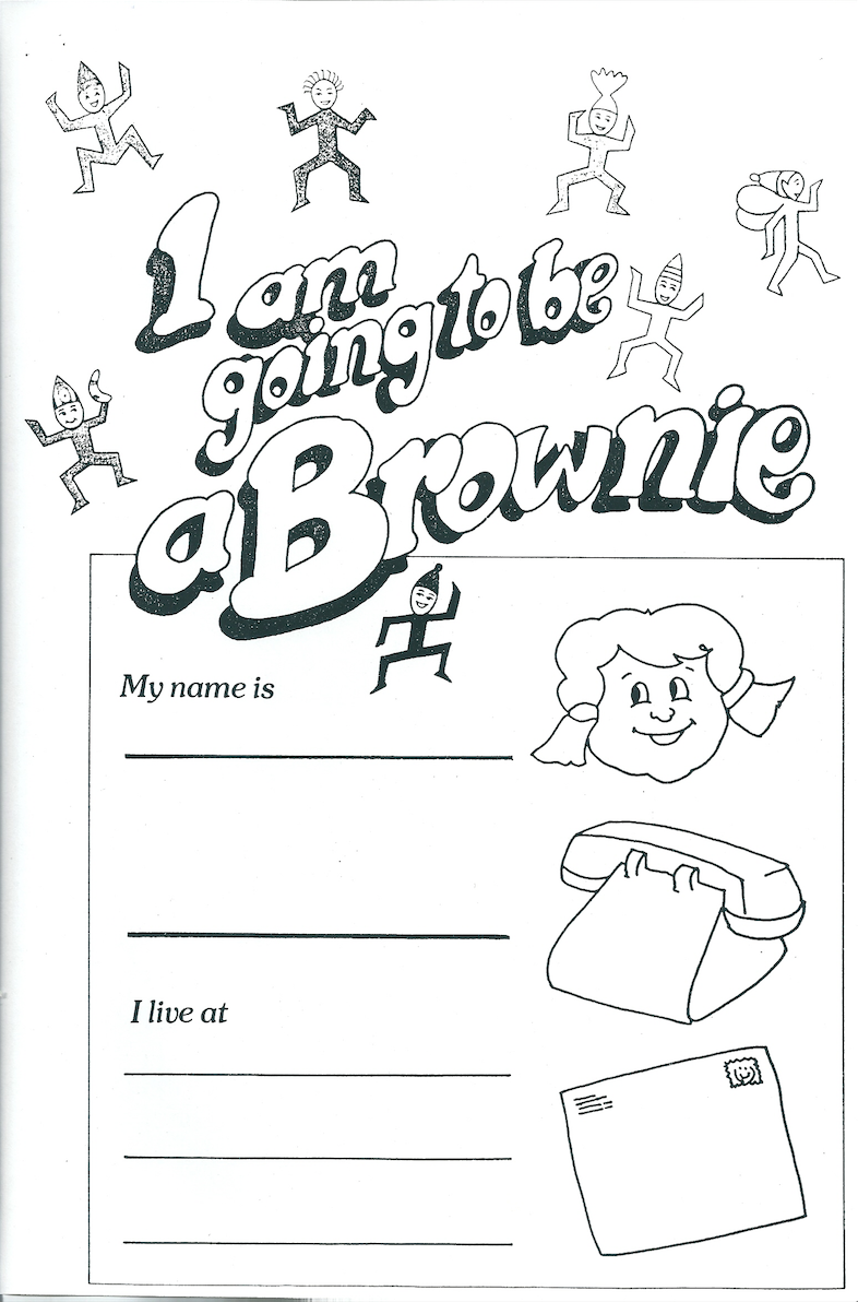 Living by the Guide Law: Tweenie Booklet