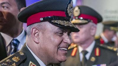وزير الدفاع المصري صدقي صبحي