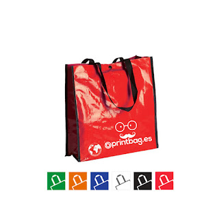 Bolsas biodegradables rojas