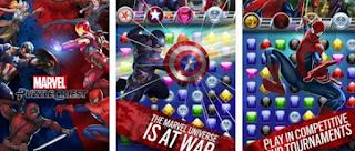 Marvel Puzzle Quest - Game Puzzle Android Untuk Anak-anak