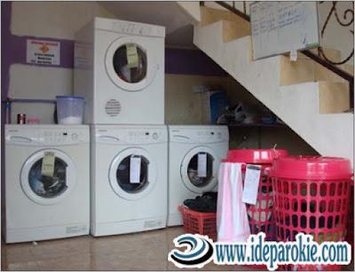 Bisnis Sederhana Laundry Kiloan yang Menjanjikan