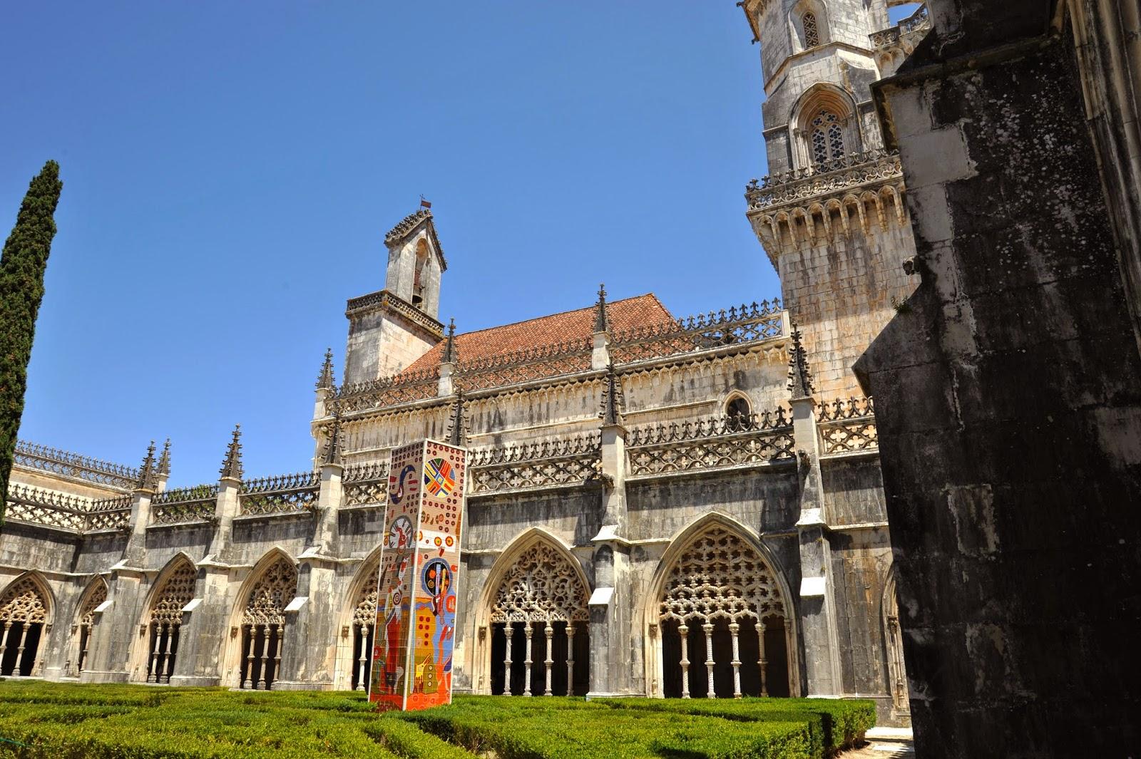 L'itinerario dei monasteri in Portogallo: Tomar, Fátima, Batalha e Alcobaça