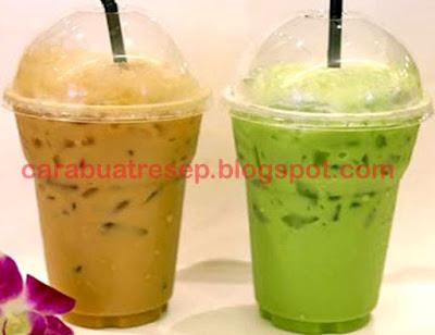 Foto Resep Thai Tea Sederhana Spesial Asli Enak