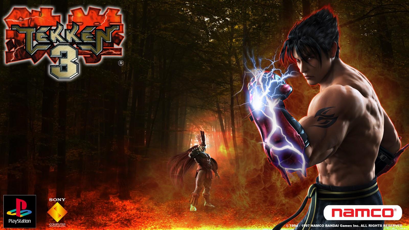 Image result for tekken 3 game free download for pc setup softonic