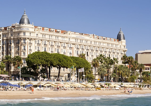 Hotel InterContinental Cannes