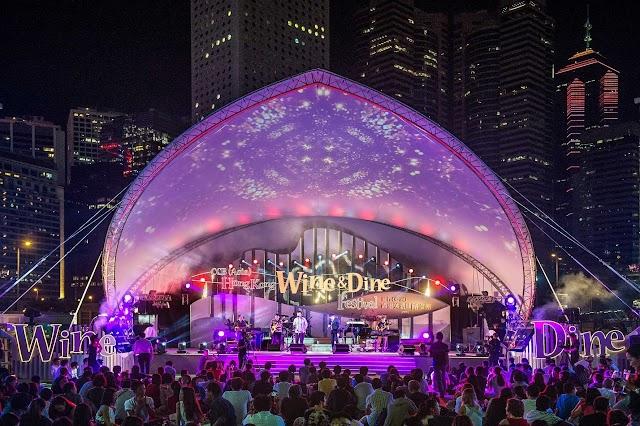 【年度盛事】香港美酒佳餚巡禮 10月中環開幕