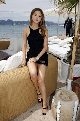 Devon Aoki sebagai Suki paha mulus putih mulus dan seksi