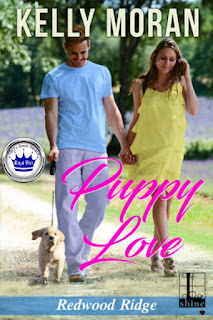 romance novel covers, contemporary romance, Royal Pick, Puppy Love by Kelly Moran
