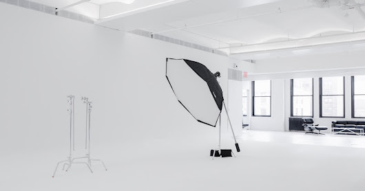 VSCO gives you the opportunity to use a Studio for Cheap in NY ~ Mobile Nomad