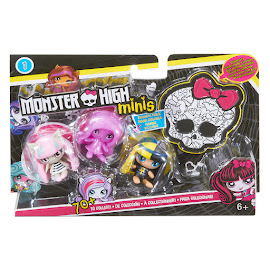 MH Releases I 3-pack #4 Mini Figure