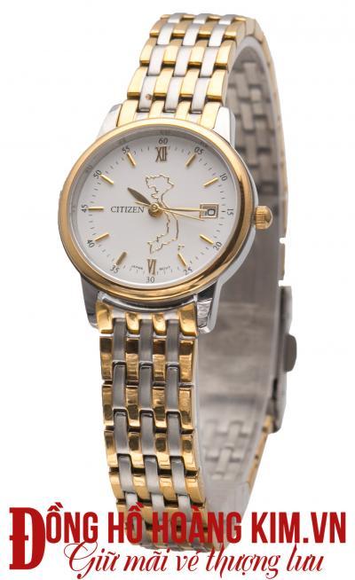 đồng hồ citizen nữ đẹp