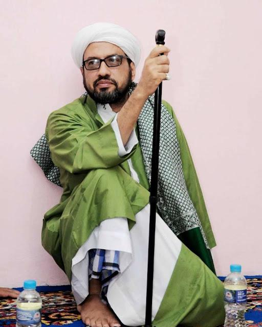 Habib Taufiq Assegaf: Silahkan Datang, tapi Jangan Bawa Amplop dan Kamera