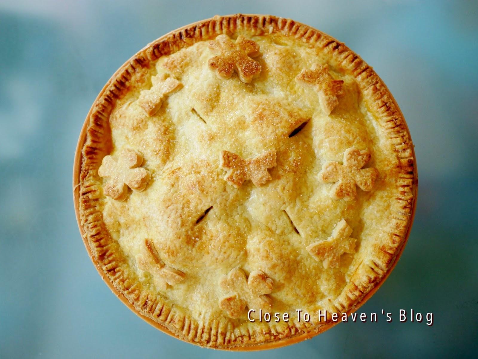 ... พายในดวงใจ Perfect (All-Butter) Pie Crust