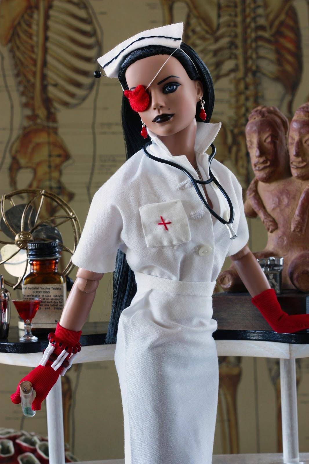 Dolldom The Night Nurse