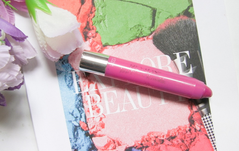 revlon colorburst balm stain lovesick swatch review