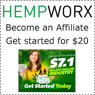Hempworx Affiliate: How to become a Distributor of Hempworx CBD oil