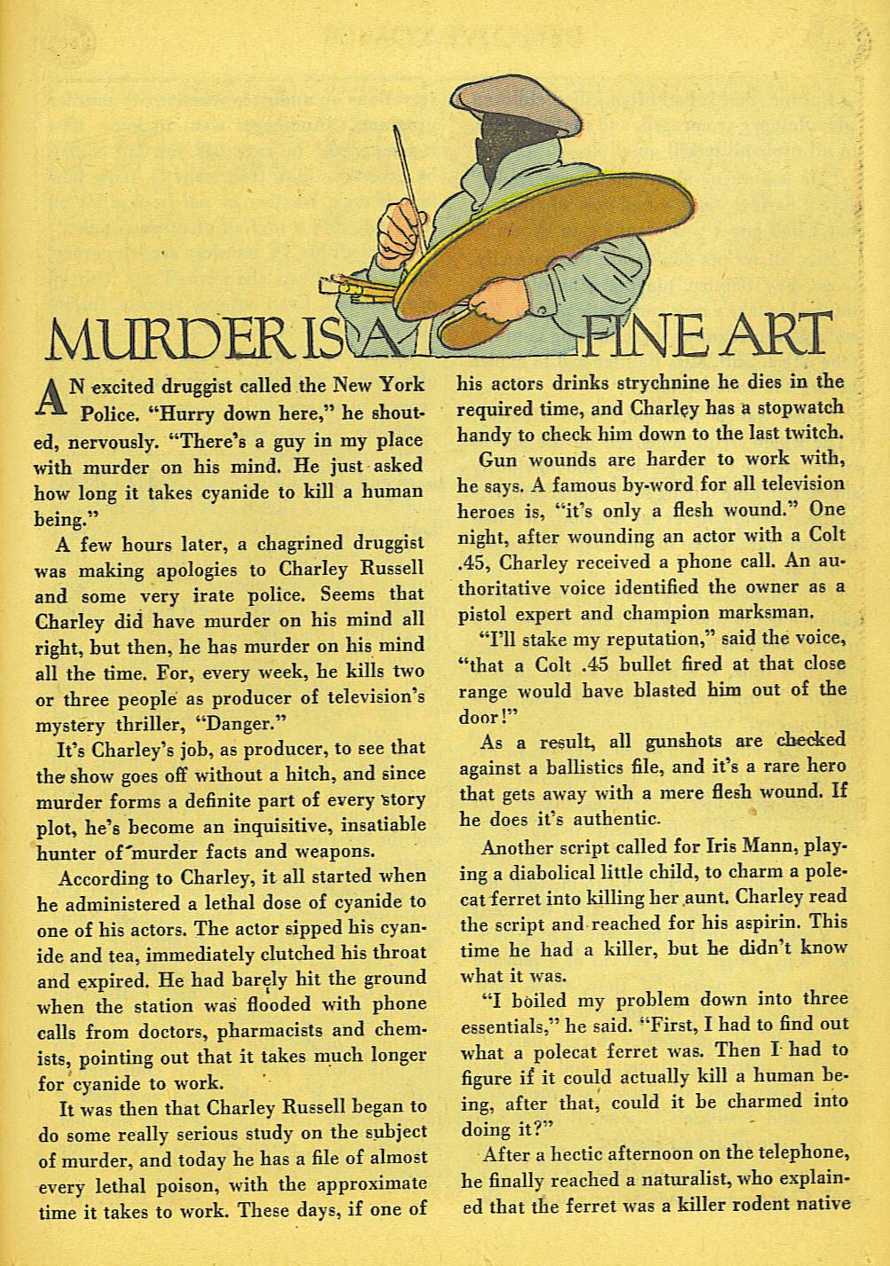 Read online Detective Comics (1937) comic -  Issue #173 - 38