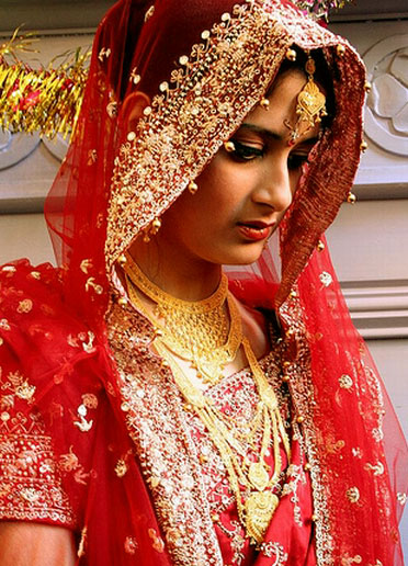 Indian Bridal Dulhan Wedding Dresses For 2012 - fashion world