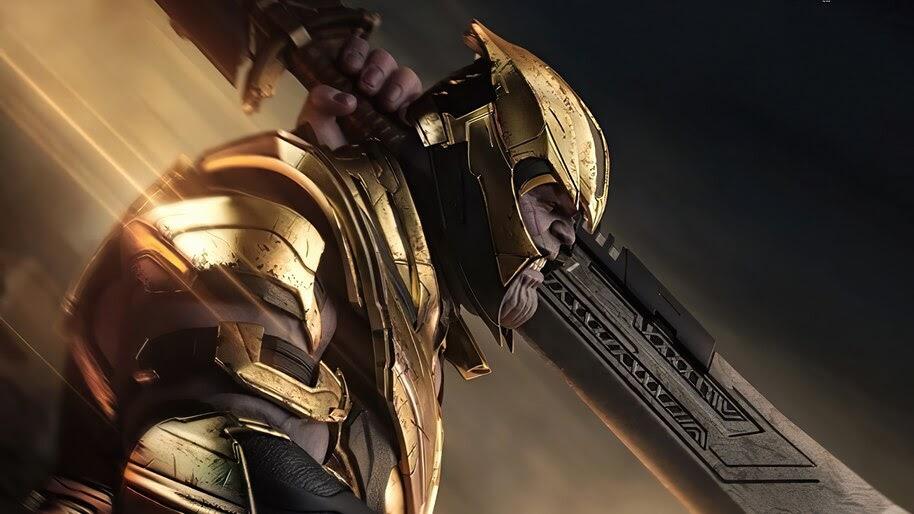 Thanos, Weapons, Avengers Endgame, 4K, #3.2340