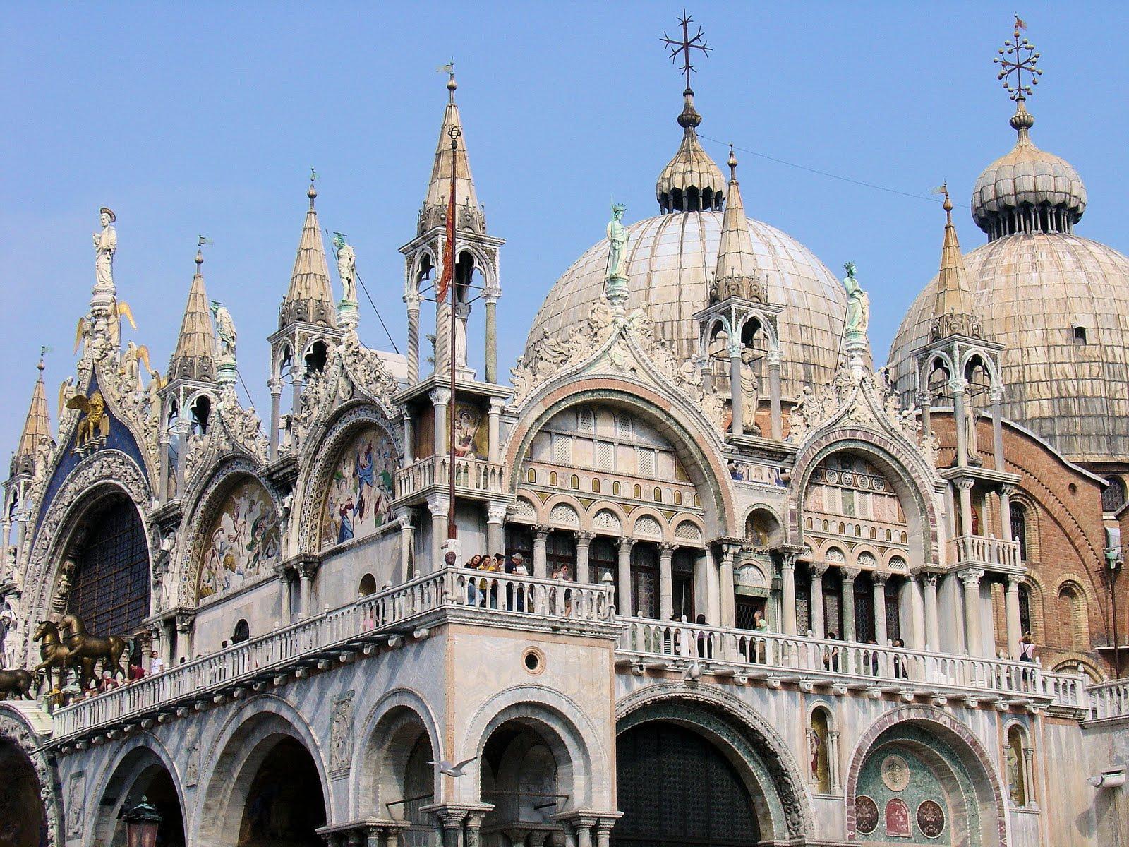 Basilica di san marco in venice italy for Esterno basilica di san marco