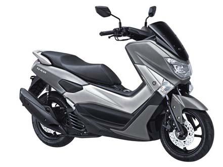 Harga dan Spesifikasi Motor New Yamaha NMAX 150 Terbaru 2018