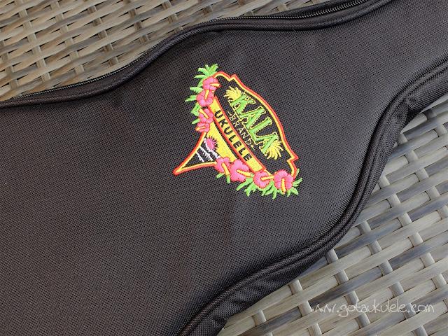 Kala KA-SSTU-C ukulele gig bag