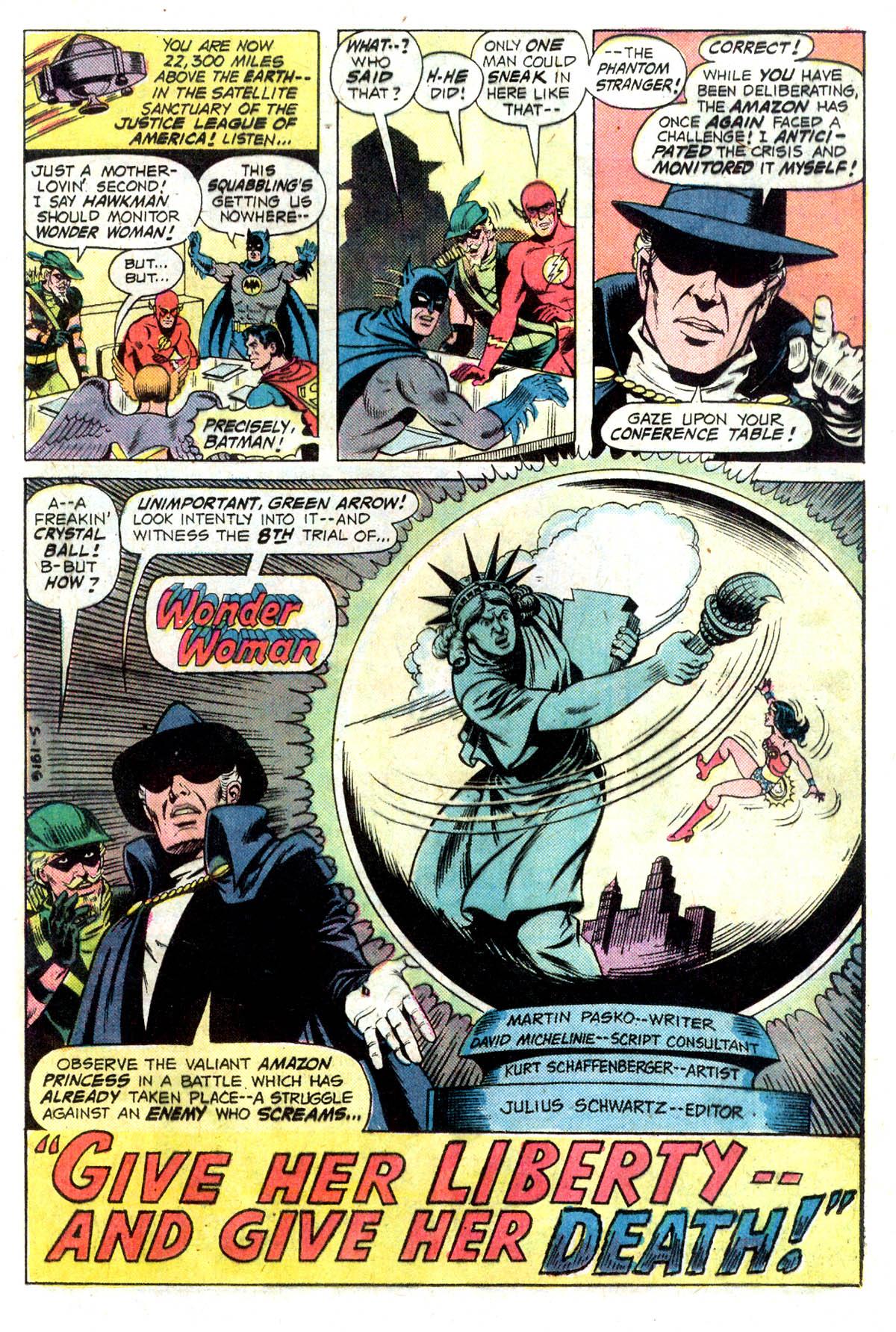 Read online Wonder Woman (1942) comic -  Issue #218 - 13