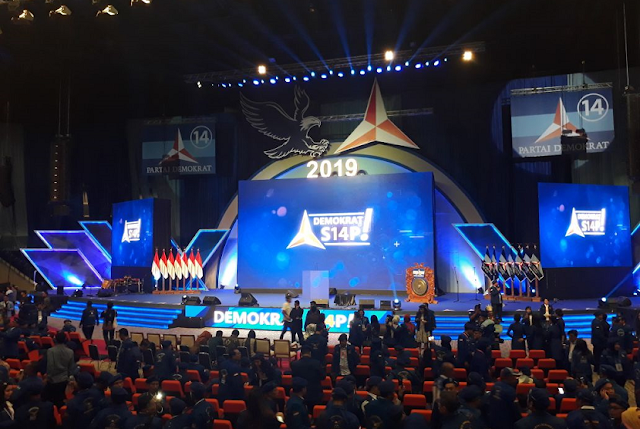 Jokowi Isyaratkan Ajakan Koalisi dengan Demokrat