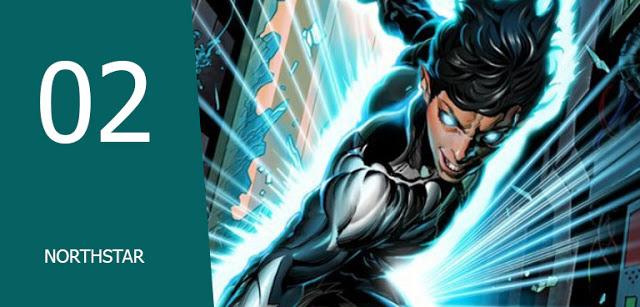 Karakter Marvel Tercepat