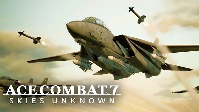 Detal spesifikasi PC Ace Combat 7: Skies Unknown telah diperlihatkan