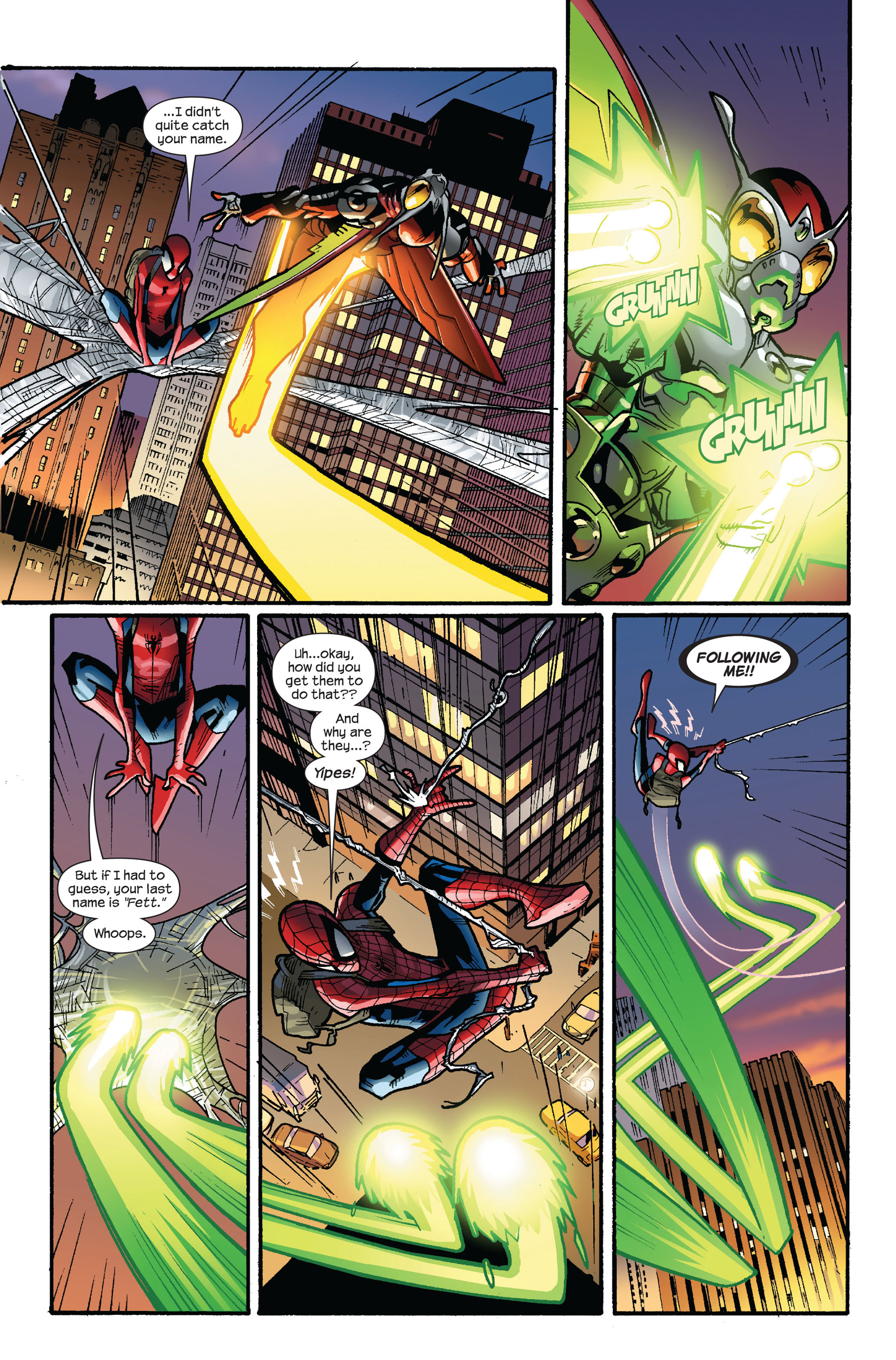 Read online Ultimate Spider-Man (2000) comic -  Issue #124 - 10