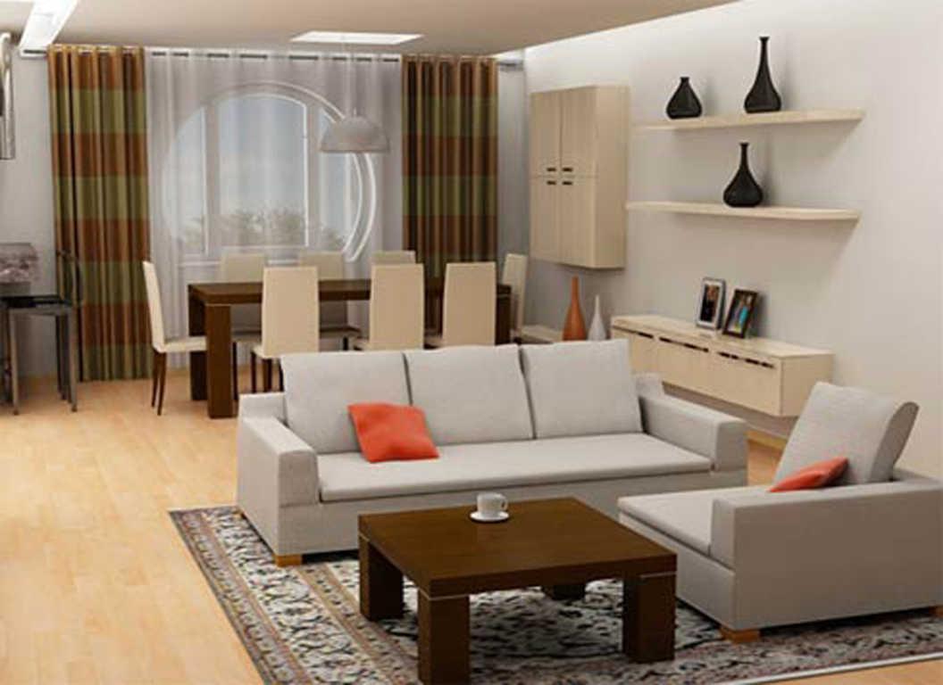 Dekorasi Ruang Tamu Simpel