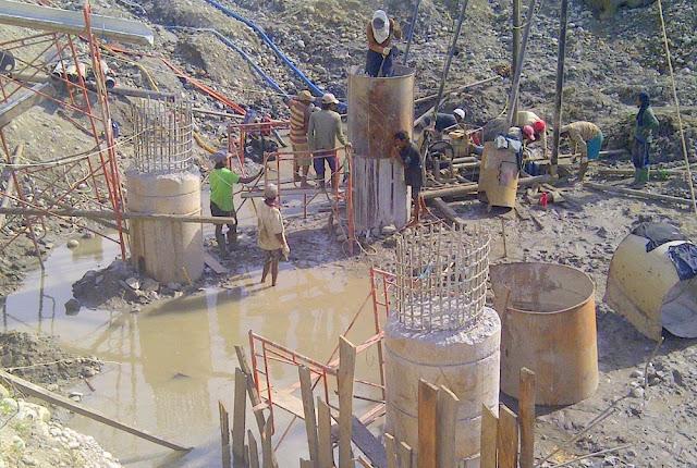 Pemkab  Jayawijaya Bangun Menara Salib Wio Silimo