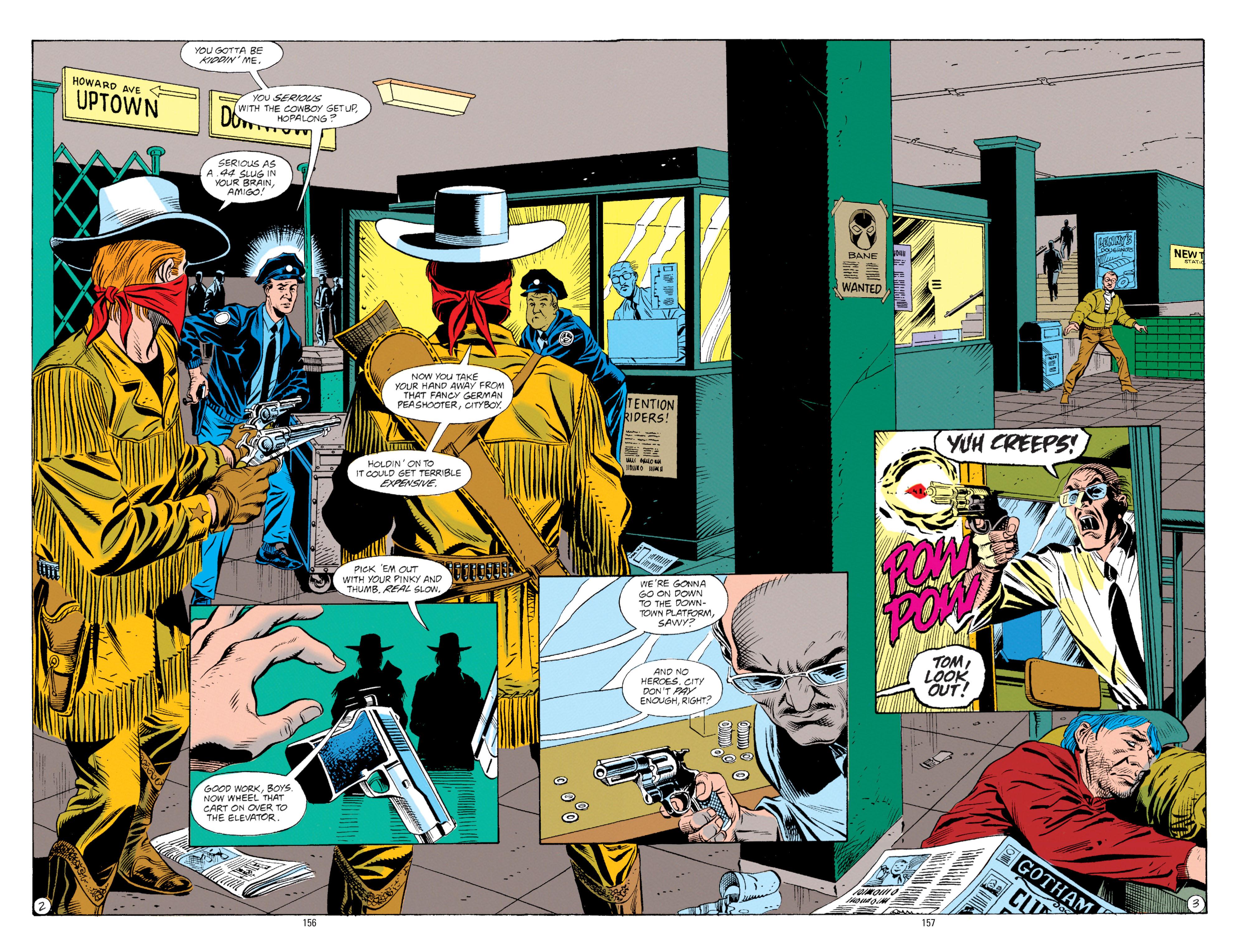 Detective Comics (1937) 669 Page 2