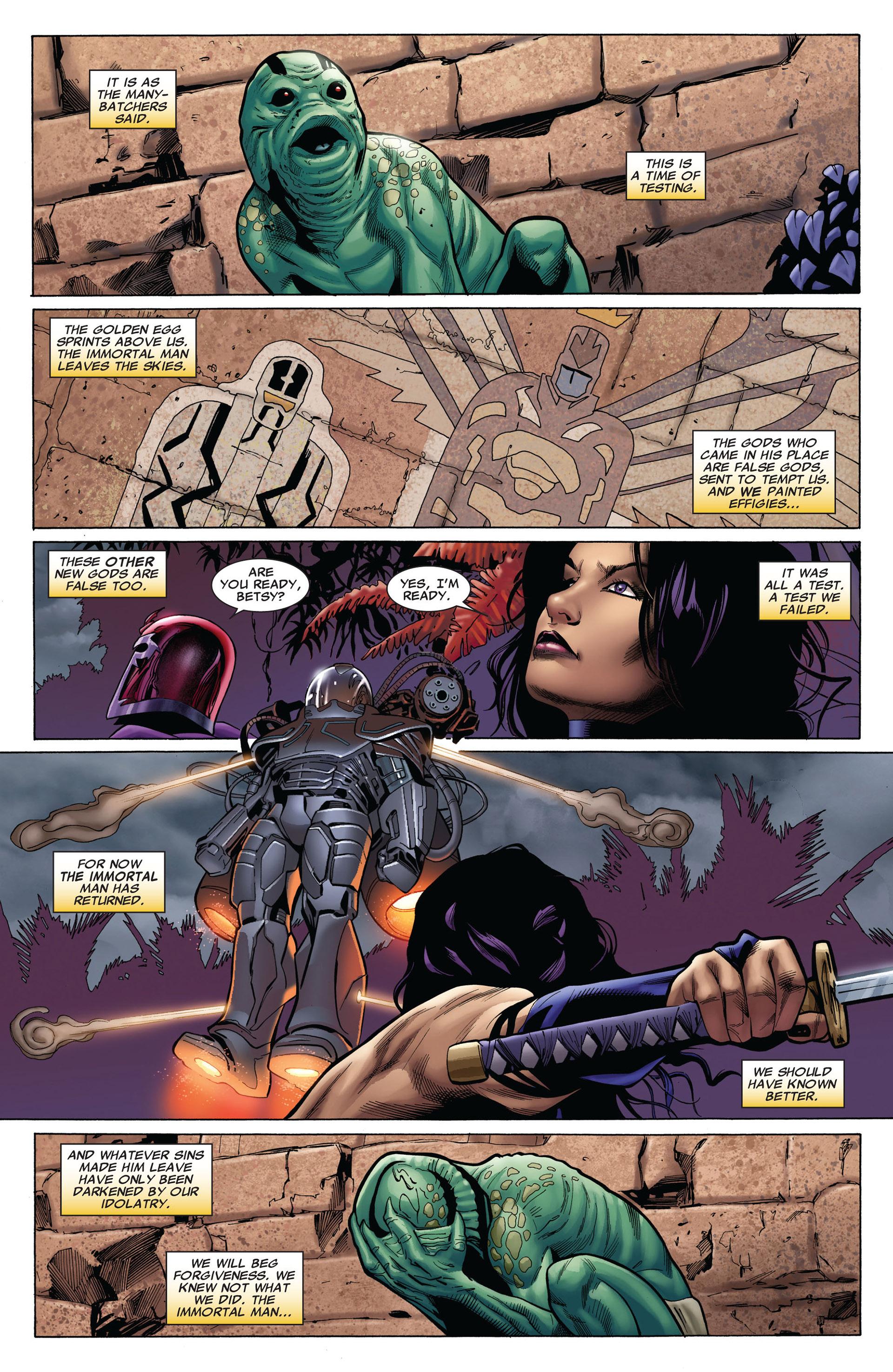 Read online Uncanny X-Men (2012) comic -  Issue #6 - 3
