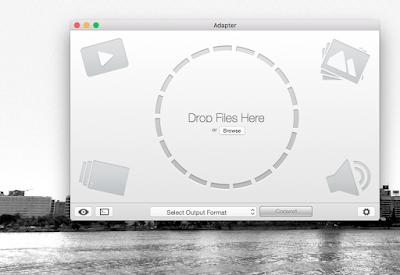 Adapter, un encodeur #video et #audio gratuit pour Mac, A Unix Mind In A Windows World